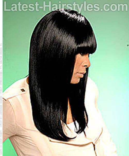 Long Angel Wig