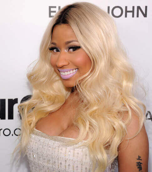 Blonde Ambition Nicki Minaj Hair