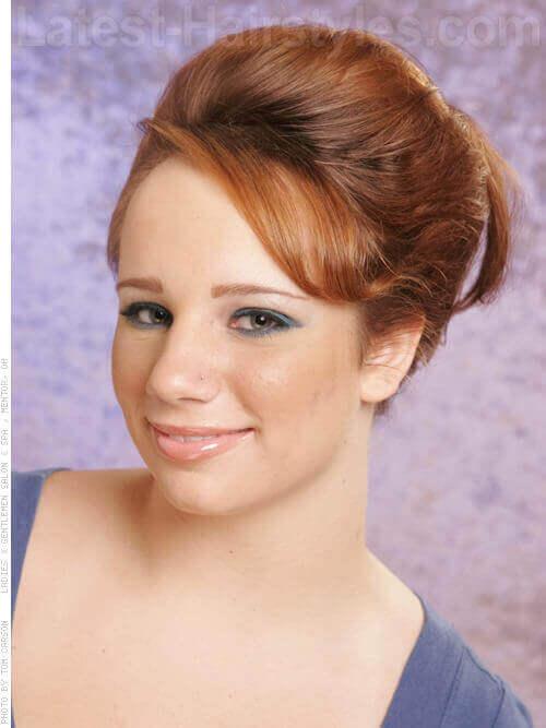 Copper Gold Haircolor