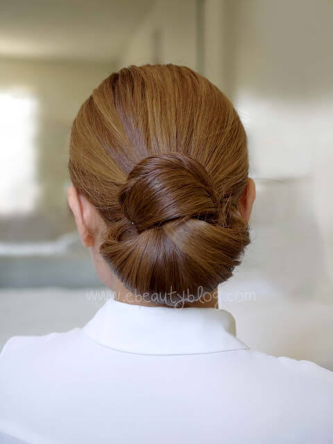Easy Elegance Stunning Hair Bun