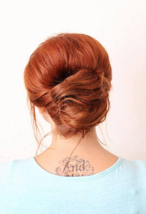 French Stunning Hairstyles