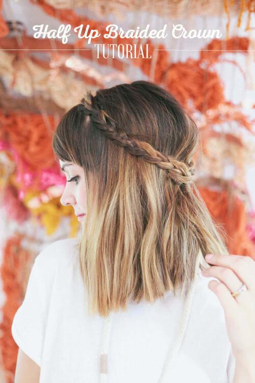 Boho Hair Tutorials