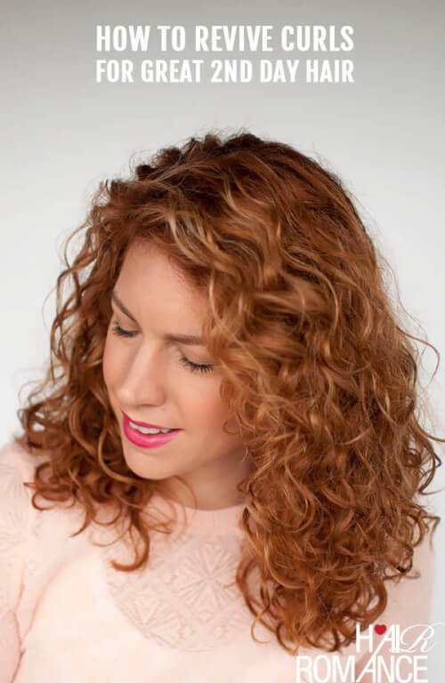 Revive Day Two cURLS Voluminous Style