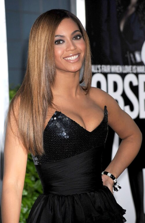 Sasha Fierce Beyonce Long Layers