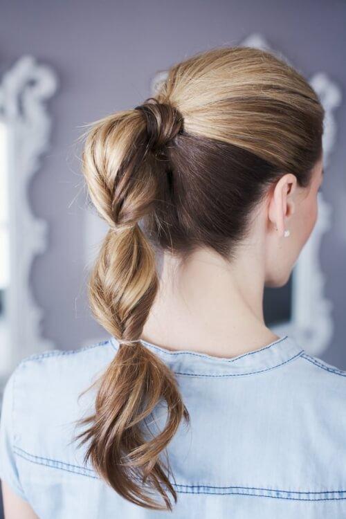Topsy Tail Hair Tutorials