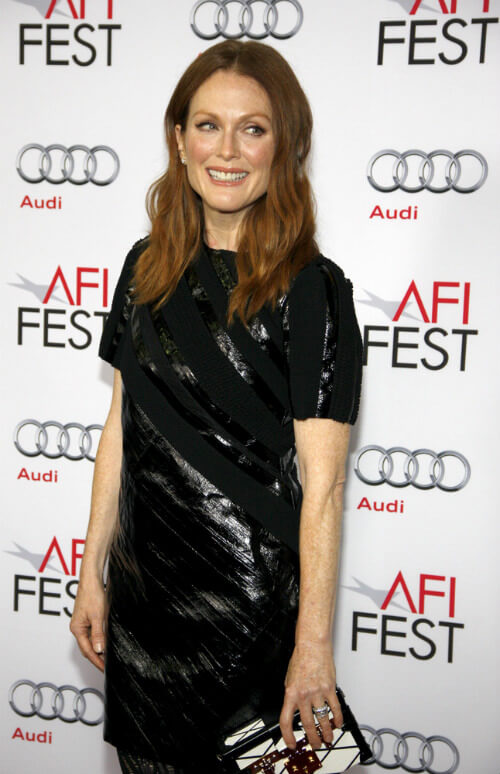 Julianne Moore Haircut Side