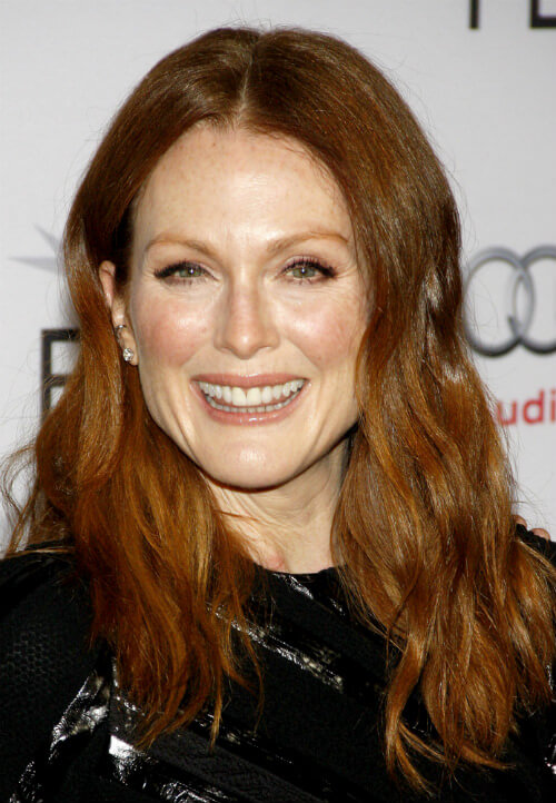 Julianne Moore Haircut