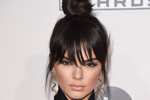 Kendall Jenner - The Best American Music Awards Hairstyles