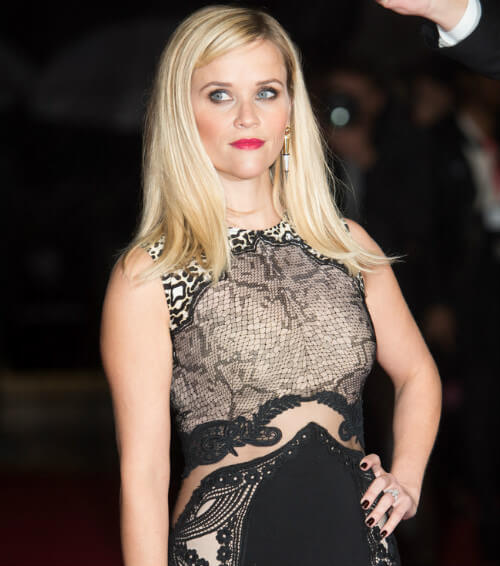 Reese Witherspoon Polished Haircut Other