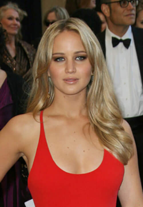 Jennifer Lawrence Blowout