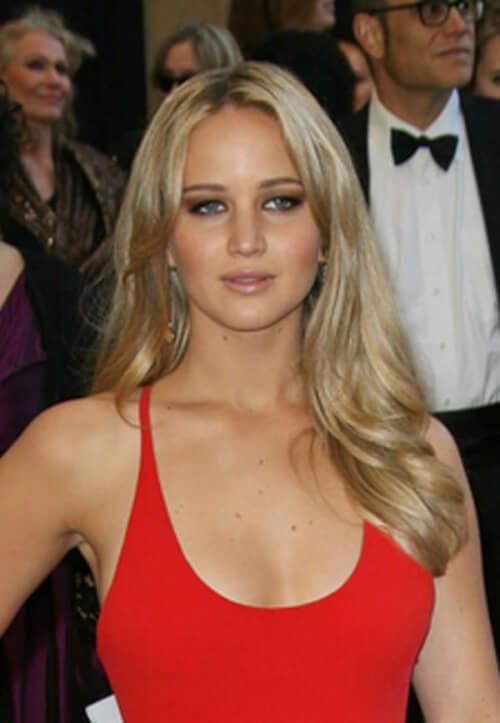 Jennifer Lawrence Blowout