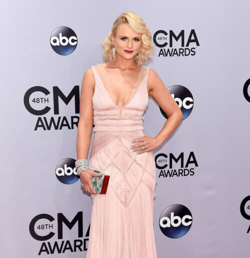 Miranda Lambert - 2014 CMA Awards Hairstyles