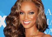 Ravishing Waves Tyra Banks