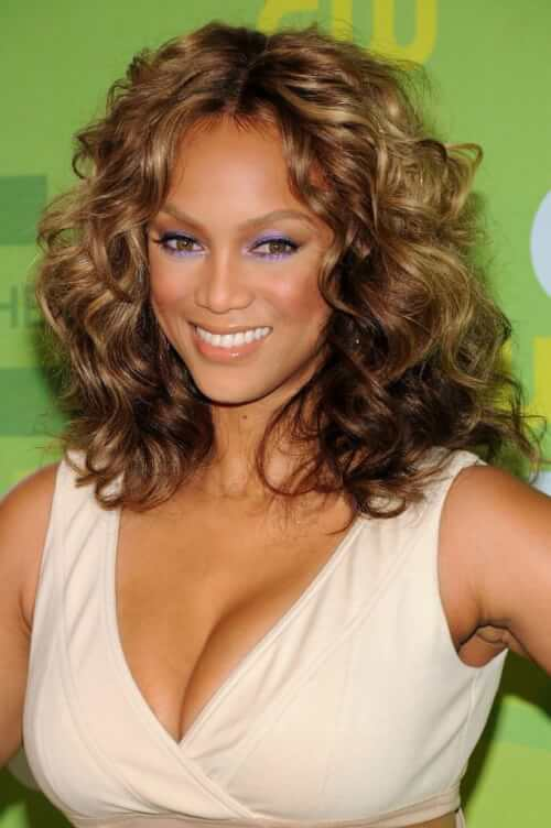 Ravishing Waves Tyra Banks Hairstyle