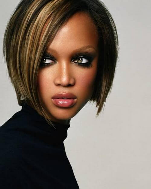 Tyra Banks Ponytail Hairstyles: 8 Stunning Tyra Banks Hairstyles For You