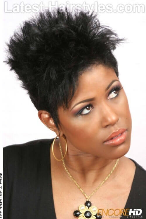 How To Style Short Natural Hair At Home
