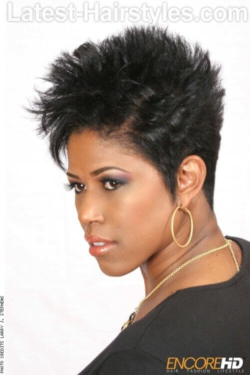 Fantastic 19 Black Hairstyles For Oval Faces Approved By Celebrities Short Hairstyles Gunalazisus