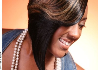 23 Hottest Short Weave Hairstyles in 2019 - photo #3