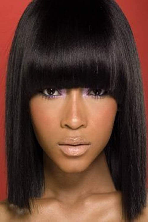 Model Model Hair Styles 15 Short Weaves That Are Totally In Style Right Now