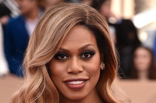 Laverne Cox - Best Hairstyles of the 2016 SAG Awards