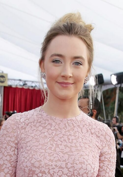 Saoirse Ronan - Best Hairstyles of the 2016 SAG Awards