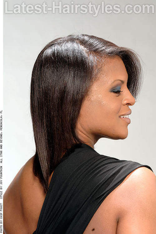 Curved Allure 2-Cute Hairstyles for Square Faces