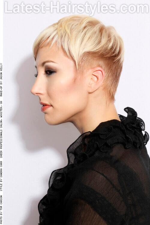 Brilliant 13 Super Short Haircuts For A Totally New You Short Hairstyles Gunalazisus