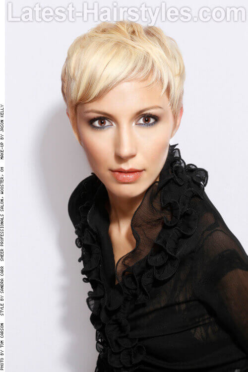 Groovy 13 Super Short Haircuts For A Totally New You Short Hairstyles Gunalazisus