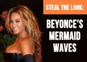 Beyonce Mermaid Wave Tutorial