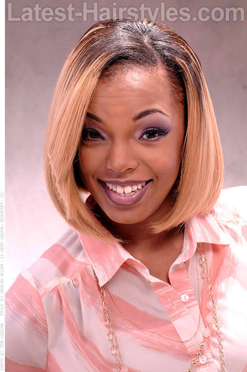 15 black girls with blonde hair color inspiration for On 10 gems salon beaufort sc