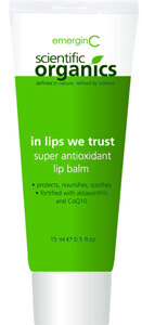 emerginC in Lips We Trust Lip Balm