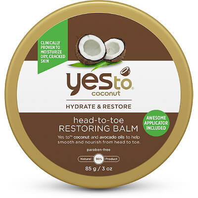 Yes To Coconut Head-to-Toe Restoring Balm