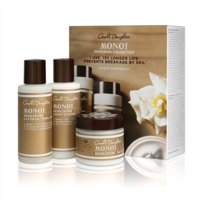 Black Hair Products Carol's Daughter Monoi Repairing Collection