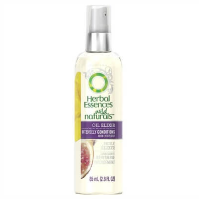 Black Hair Products Herbal-Essences-Wild-Naturals-Rejuvenating-Oil-Elixir