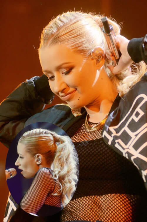 The Coolest Summer Braids - Iggy Azalea Braided Pony