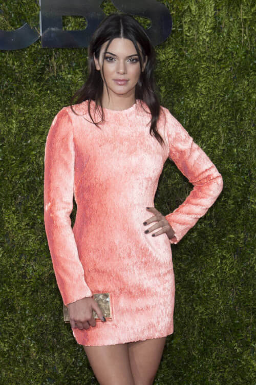 Kendall Jenner - Best 2015 Tony Awards Hairstyles