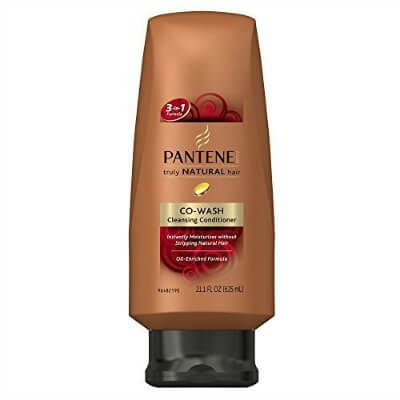 Black Hair Products Pantene-Pro-V-Truly-Natural-Hair-Deep-Conditioner