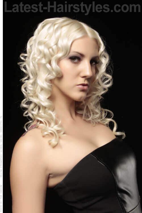 Sleek & Smooth Drop Curls