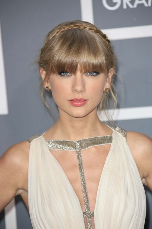 The Coolest Summer Braids - Taylor Swift Braided Hairstyle