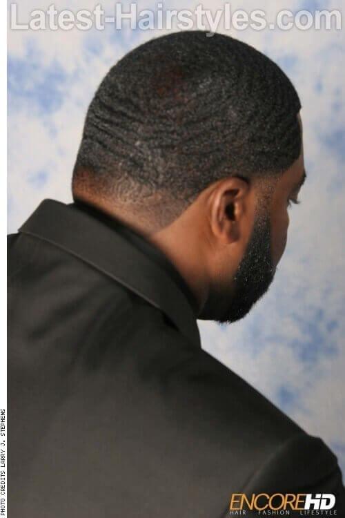 Deep Wave Cut Black Haircuts