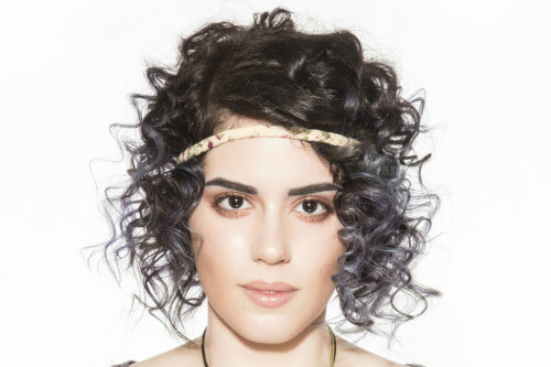 Swell Curly Hairstyles Ideas And Advice For Naturally Curly Hair Hairstyle Inspiration Daily Dogsangcom