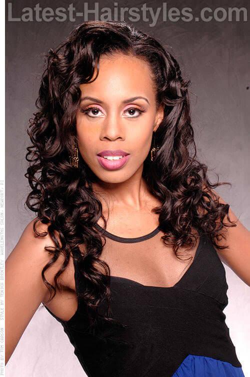 Style by Tenika Brentley, Wave Links Hair Studios, Newport, RI