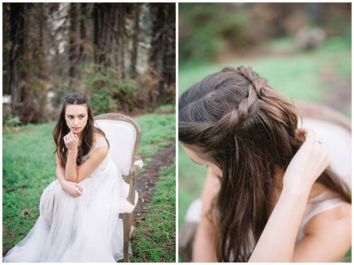 Fall Wedding Hair Ideas - The Maiden Braid