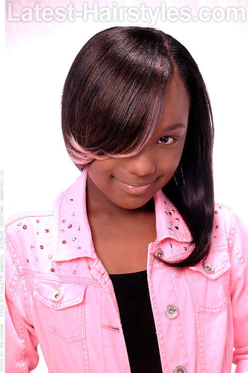 Amazing Black Girl Hairstyles Hairstyles For Men Maxibearus