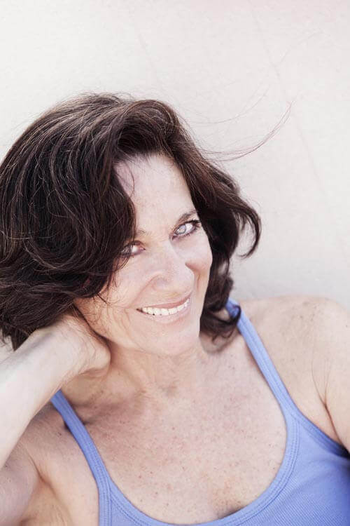 Soft Hairstyle with Waves for Women over 50
