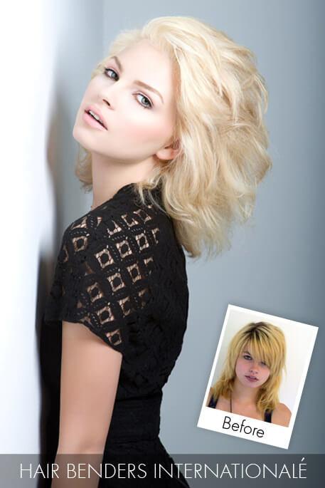 Blonde Hair Makeover