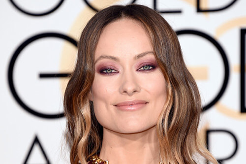 Olivia Wilde - Best Hairstyles of the 2016 Golden Globe Awards
