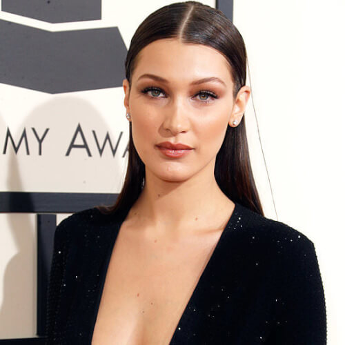 Bella Hadid - Best Hairstyles of the 2016 Grammy Awards