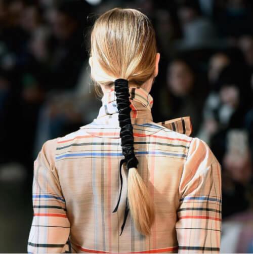 SUNO - NYFW Hairstyles