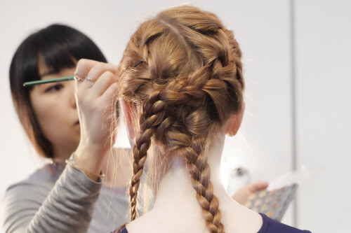 NYFW 2016 Hairstyles